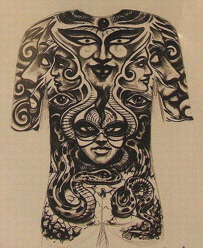 Full Back Tattoos Designs Pictures -Download Tattoo