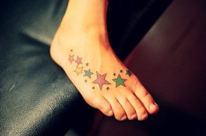 Star Tattoos Gallery pictures