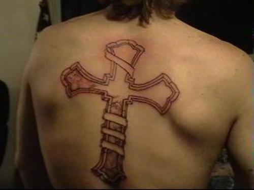 Фото православных крестов тату