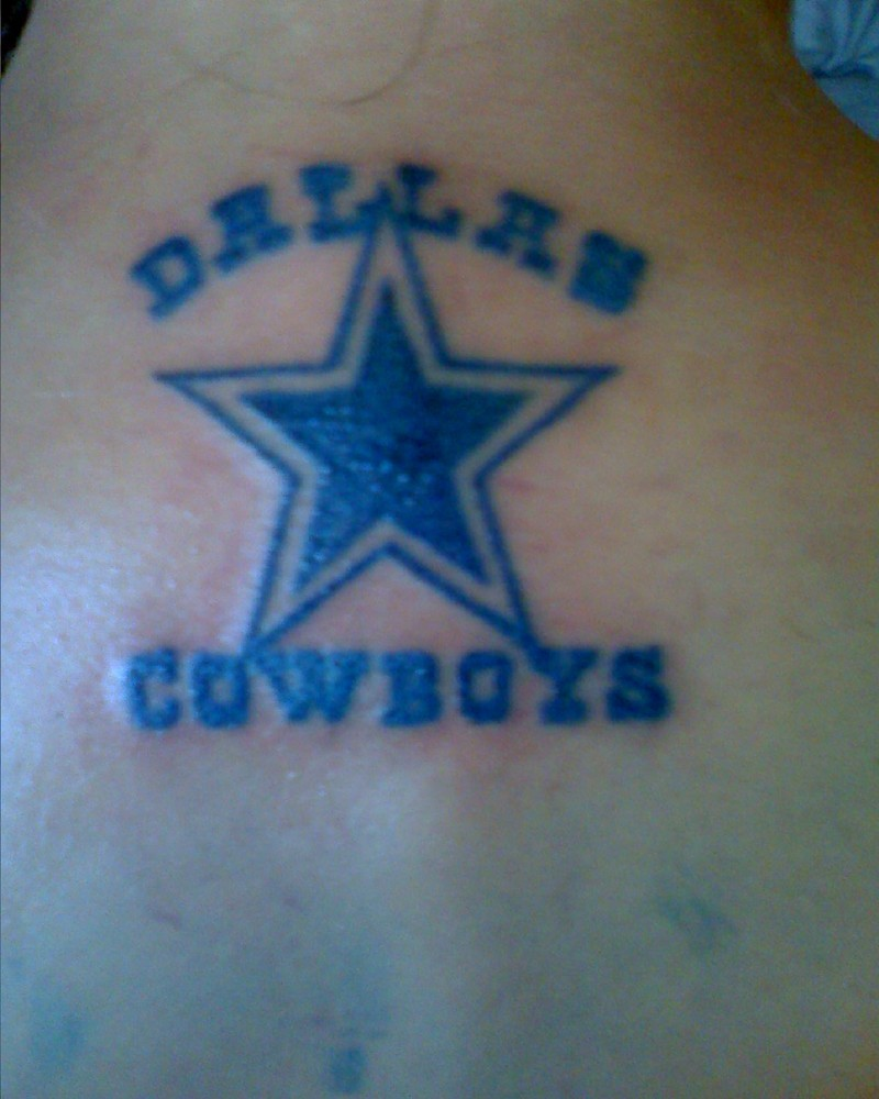 dallas cowboys tattoo ideas joy studio design gallery best design. Black Bedroom Furniture Sets. Home Design Ideas