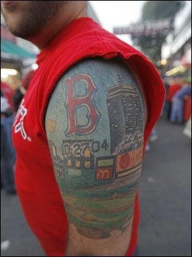 Boston Red Sox Tattoos Tattoo Art Gallery