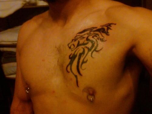 Leo Tattoo  Art Gallery