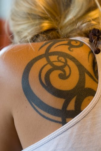 301 moved permanently for Women s tribal tattoos designs