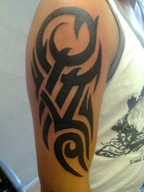 Tattoo Designs For Side Arm | Tattoo Lawas