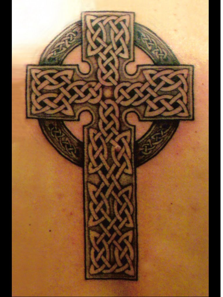 Celtic Cross Tattoos | Tattoo Art Gallery