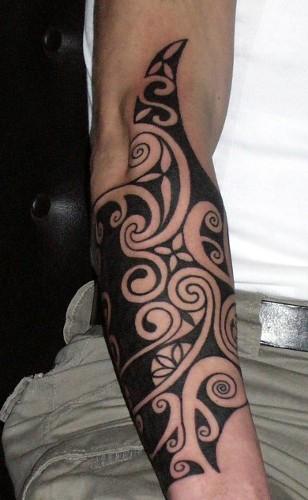 Forearm tattoos tattoo art gallery for Forearm tattoo gallery