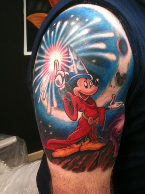 301 moved permanently for Disney world tattoos