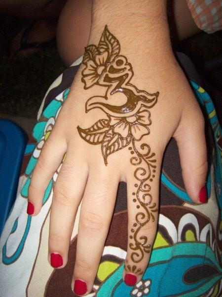 Mehndi Hand Tattoo Art : Henna tattoos tattoo art gallery