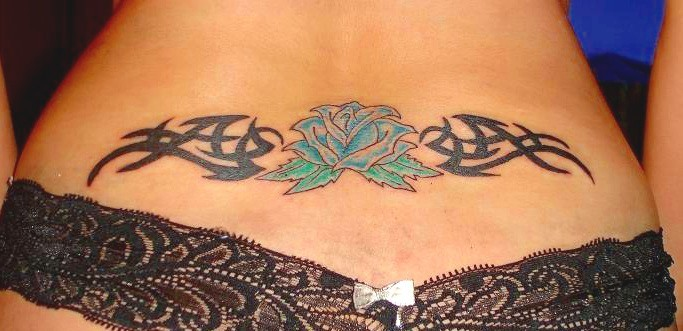 tribal tattoo women. Tattoo Pictures And Ideas For